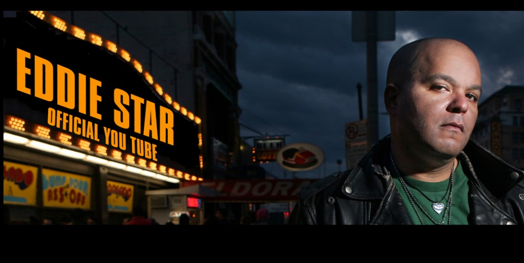 Eddie Star You Tube Banner