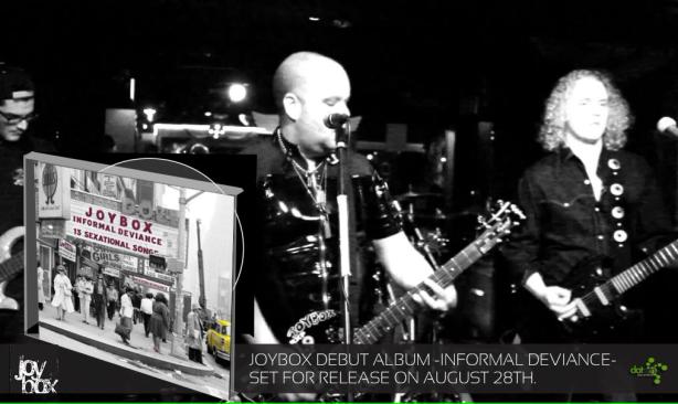 Eddie Star - Joybox - Informal Deviance